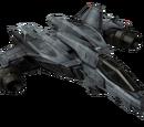 YSS-1000 Prototype Anti-Ship Spaceplane