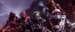 H5G FireTeam Osiris and Sword of Sanghelios