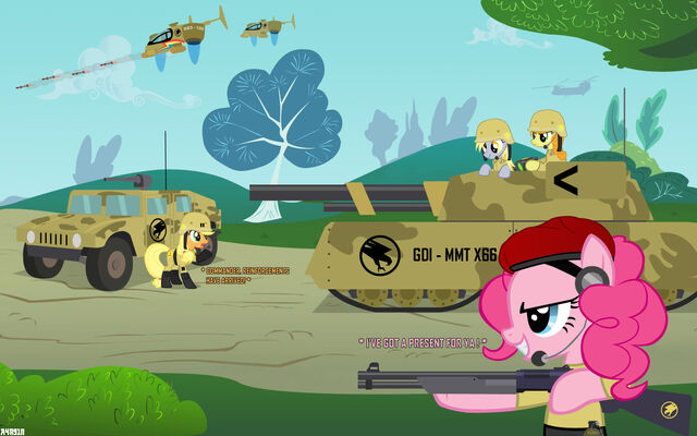 File:Me, Tom and Ryan in Army ( Rainbow Dash, Pinkie Pie and Derpy Hooves).jpg