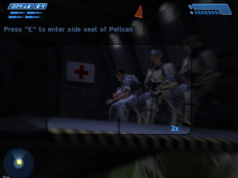 Уже сейчас известно, что в римейке появятся убийства в ближнем бою - как в halo 3: odst
