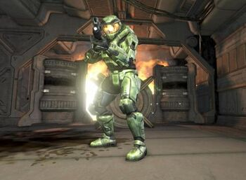 Halo Combat Evolved Anniversary Mark V