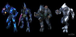 Halo Reach elites 1