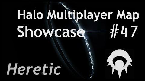 Halo Multiplayer Maps - Halo 3 Heretic