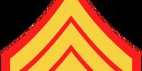 Sergente Maggiore del Corpo dei Marines