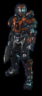 H4 Ricochet Armor