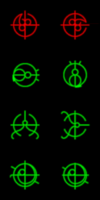 Forerunner Symbols 5