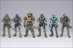 CP Reach Noble Team Figures