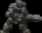 HaloReach - Spartan HMG