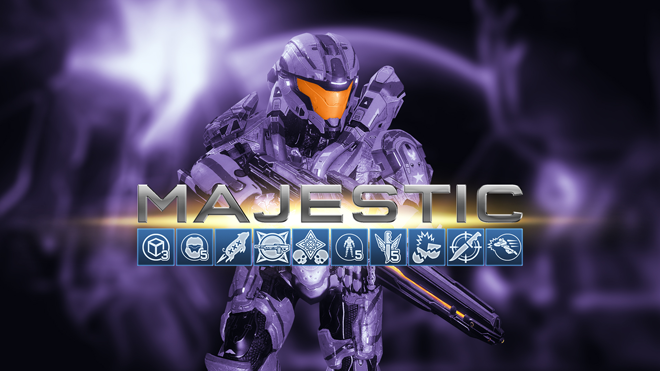 New Halo 4 Achievements in Majestic Map Pack