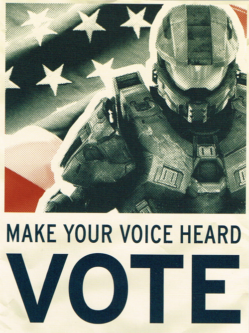 USER vote halo