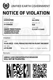 H5G HTT UEG-NoticeofViolation Flight