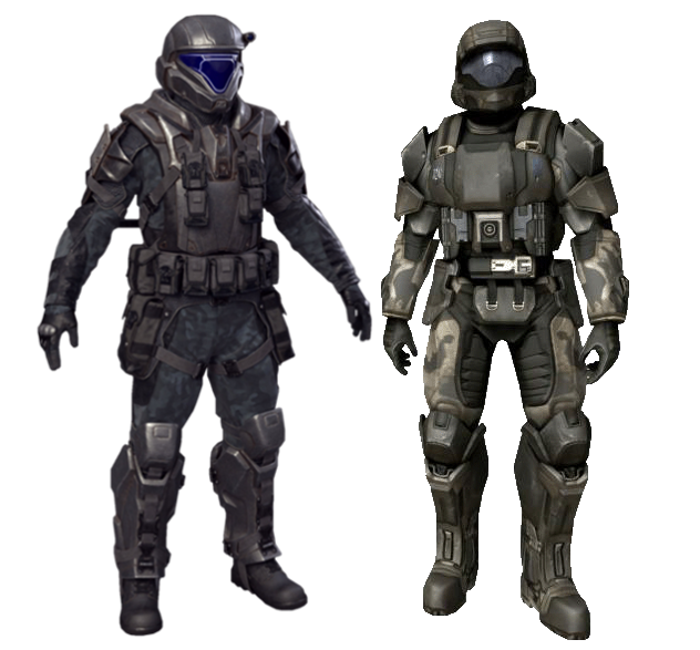 Odst battle armor halo nation fandom powered by wikia - Halo odst images ...