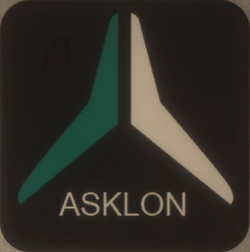 Ad Asklon Logo