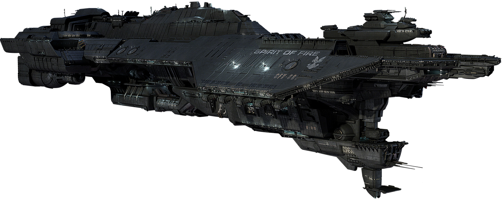 UNSC Infinity and Frigates < Like the design? | Halo Universe ...