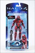 CP. Warrior figure packaging
