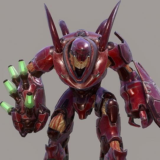 Halo 4 Warrior Spartan  SuperCon 2013
