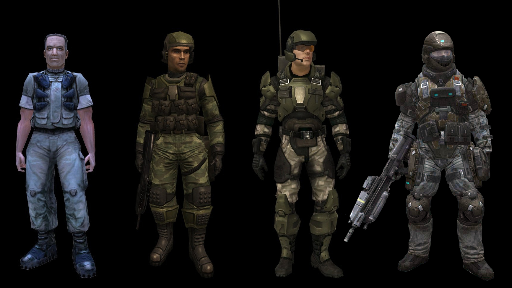 UNSC Marine Corps Battle Dress Uniform | Halo Nation ...