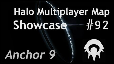 Halo Multiplayer Maps -92 - Halo Reach- Anchor 9