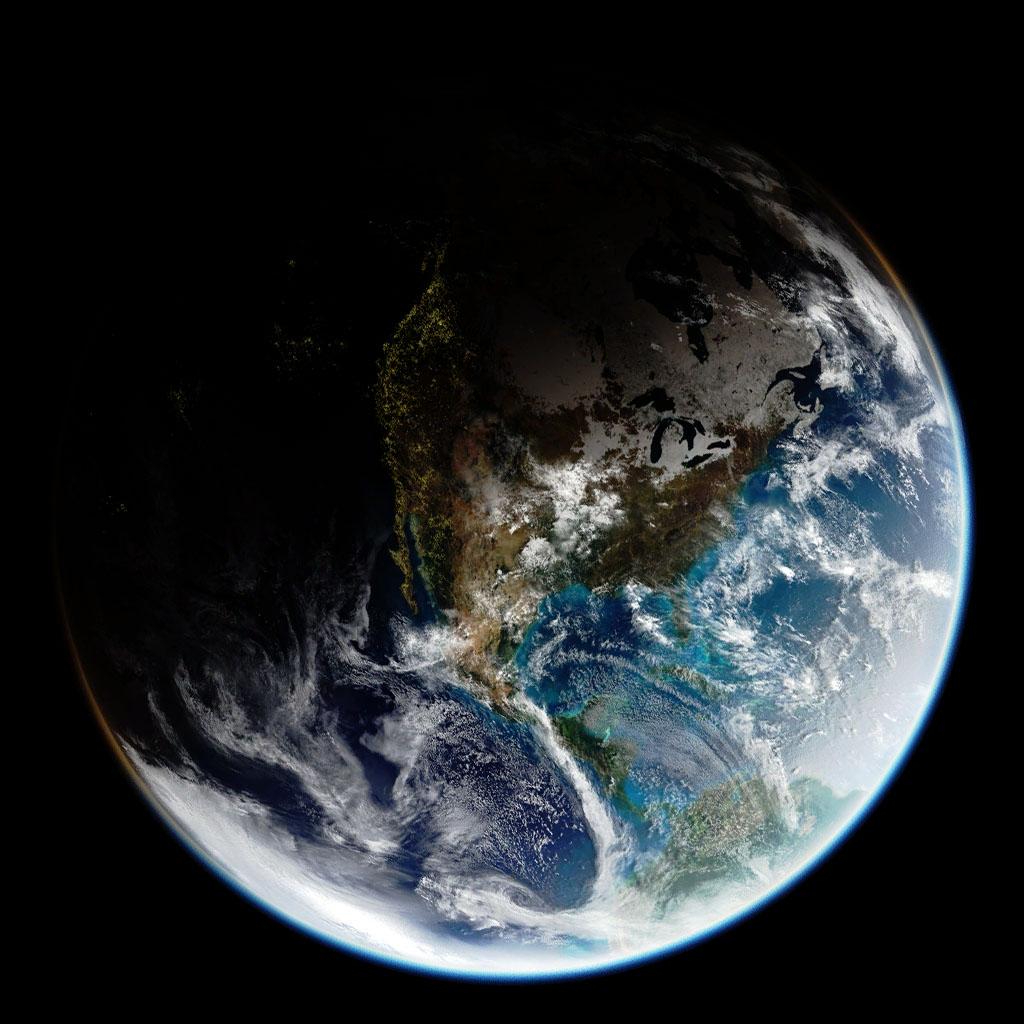 Galaxy Erde