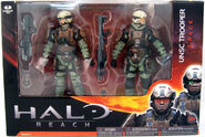 Reach-UNSC Troopers pack