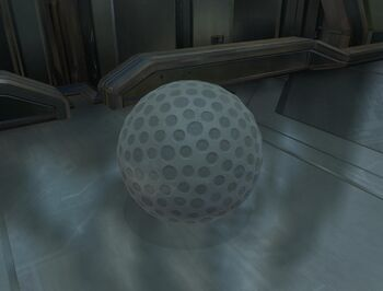 Golf Ball (Halo 4)
