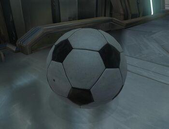 Soccer Ball (Halo 4)