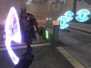 Kig-Yar Phalanx Halo 3- ODST