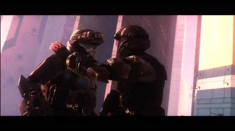 Halo 3: ODST ViDoc: Desperate Measures