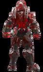 H5G Render-Armor Achilles-Back