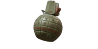 M9 High-Explosive Dual-Purpose grenade