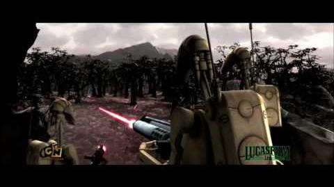 Awesome Star Wars The Clone Wars Trailer - Battle Over Ryloth 3 Part Epic