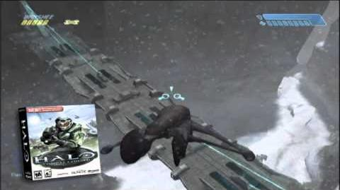 Halo Combat Evolved Trial Advertisment HD