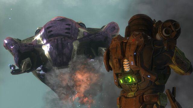 File:Halo-Reach-Sword-Base-ONI-332-M41-Rocket-Launcher-Bazooka-Vs-Phantom.jpg