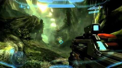 Halo 4 - E3 2012 Microsoft Press Conference Gameplay Demo HD
