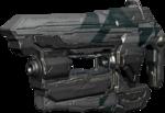 Boltshot Render with weapon skin