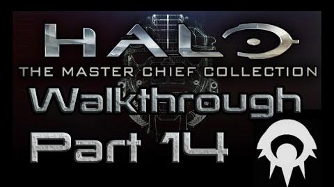 Halo- The Master Chief Collection Walkthrough - Part 14 - Outskirts