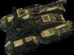 Scorpion tank Halo Spartan Assault