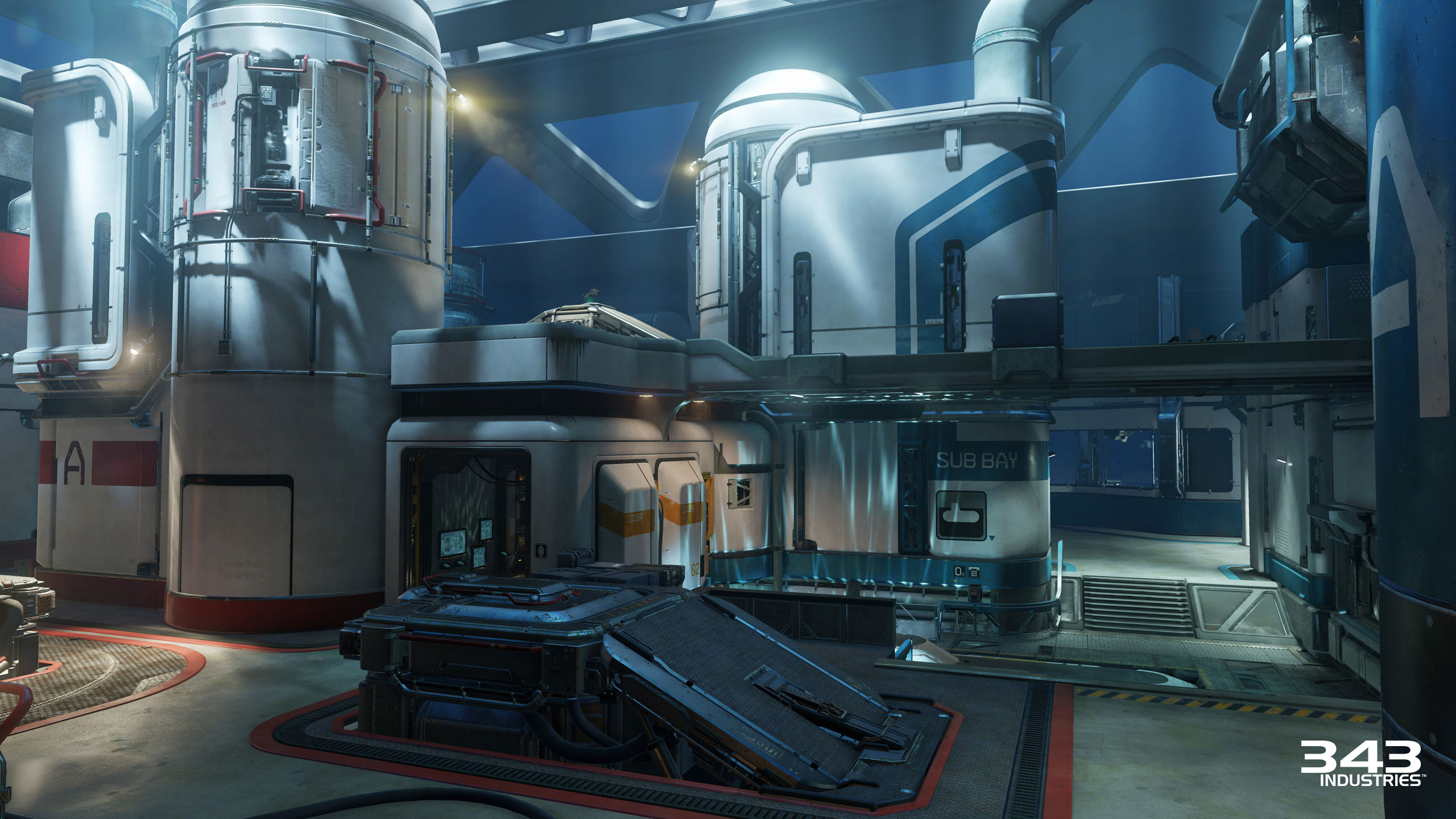 Halo 5: details count! (Gears of War 4 comparison)   General