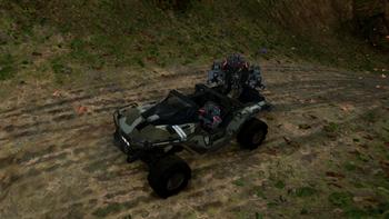 Rocket Warthog