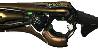 Type-50 Directed Energy Rifle/Heavy