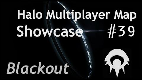Halo Multiplayer Maps - Halo 3 Blackout