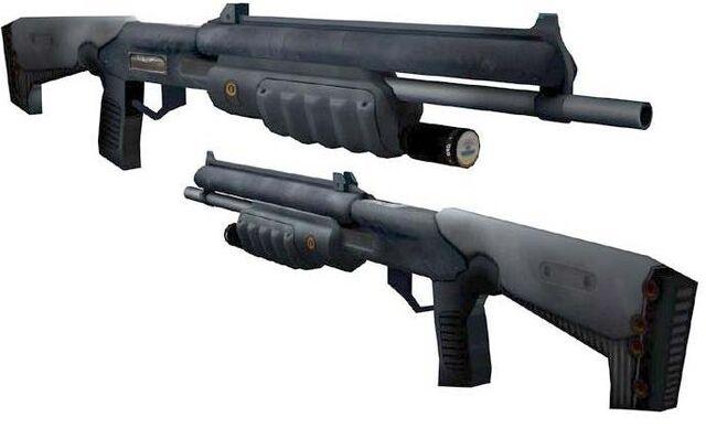 File:M90 Shotgun.jpg