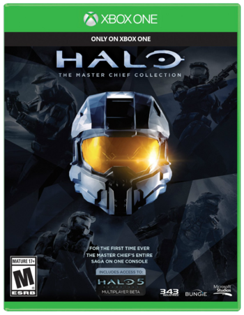 halo master chief collection 1080p gameplay store