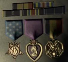 Hood medals