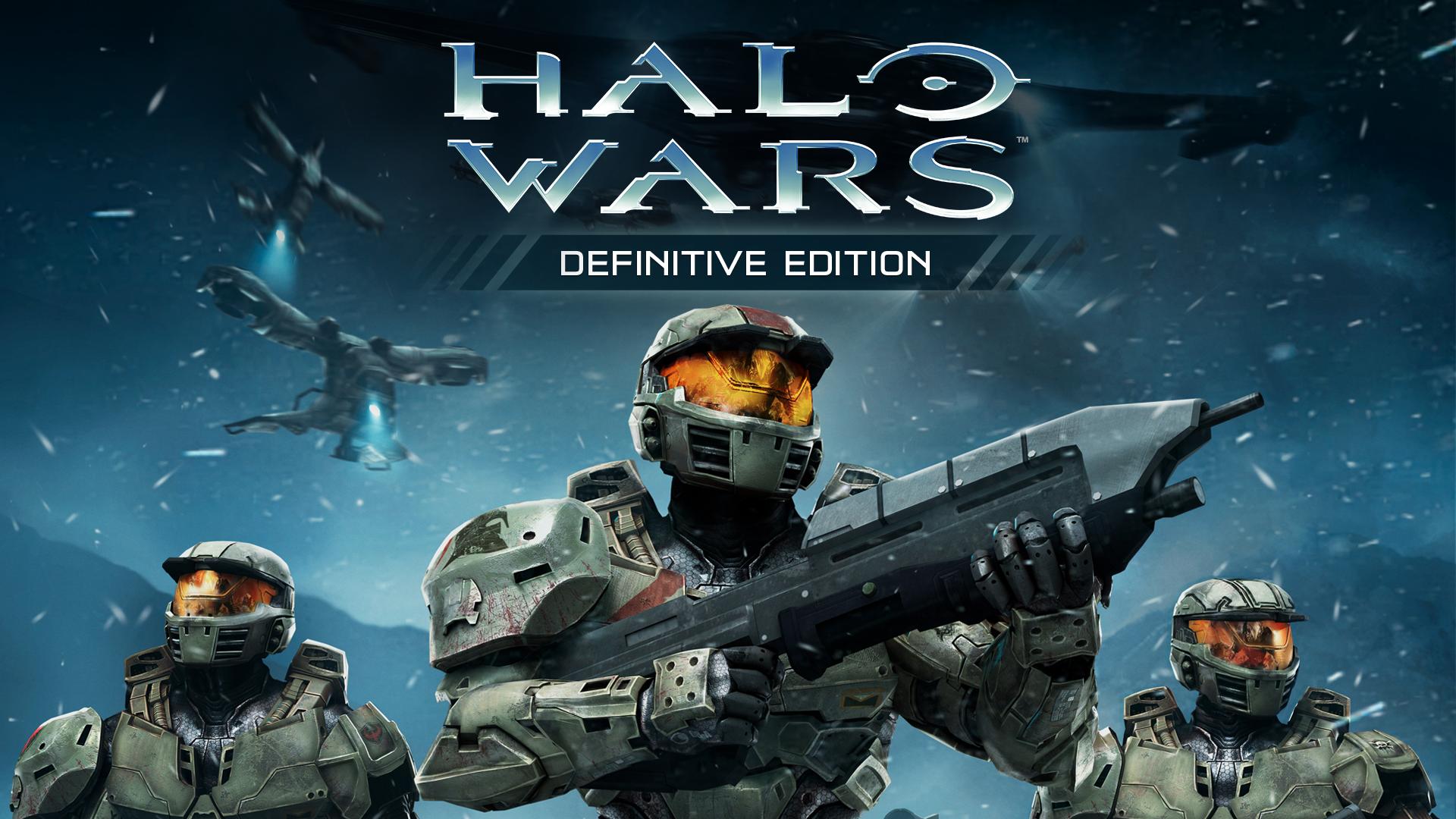Resultado de imagem para Halo Wars: Definitive Edition
