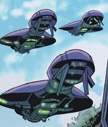 Covi Remnant ships