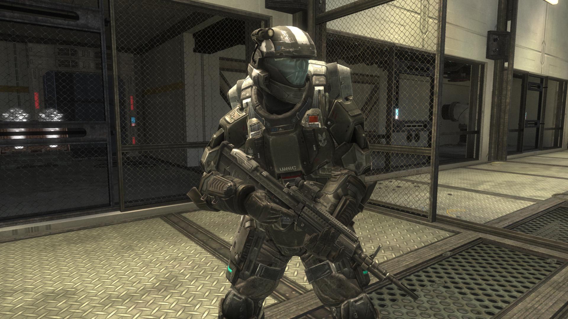 ODST vs REACH! (Halo One V One) - YouTube