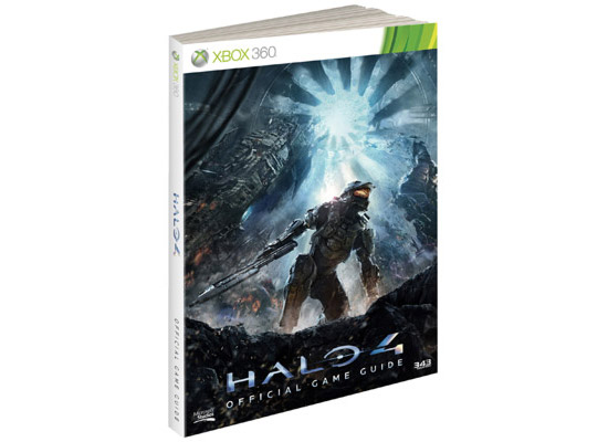 Halo 4 Official Game Guide Halo 4 Game Guide