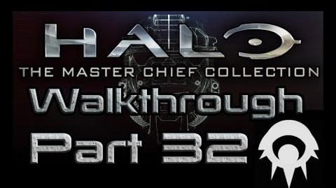 Halo- The Master Chief Collection Walkthrough - Part 32 - The Ark
