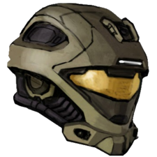 Recon helmet concept